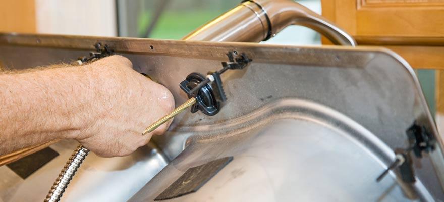 Fine Stanfordville Faucet Installation Fixture Sink Home Interior And Landscaping Palasignezvosmurscom